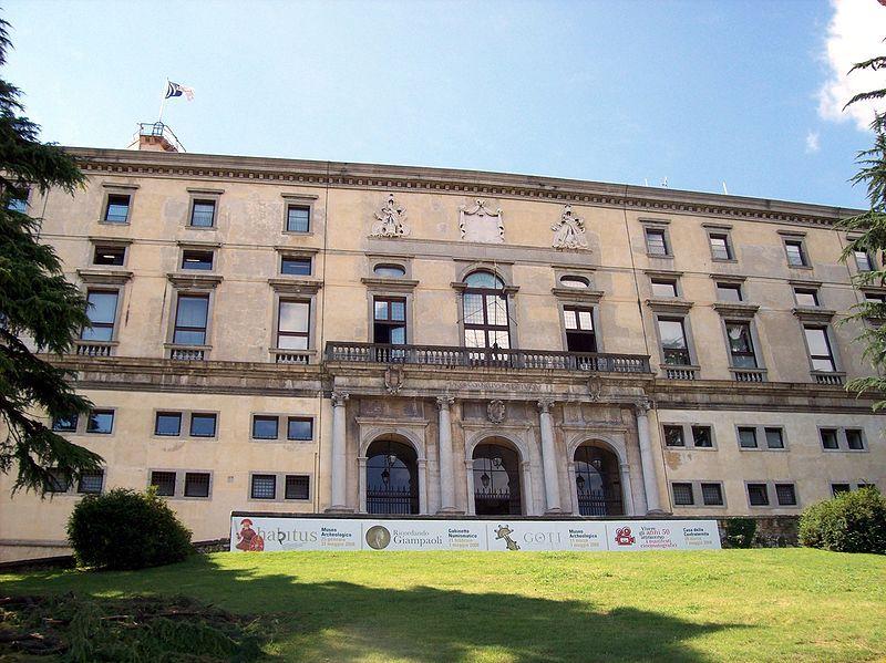 Castello di Udine, Italy Udine, Historical architecture