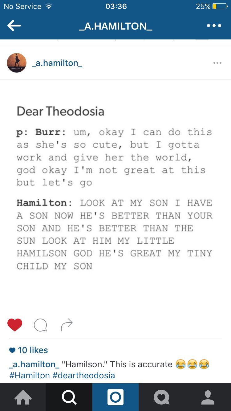 Dear Thedosia