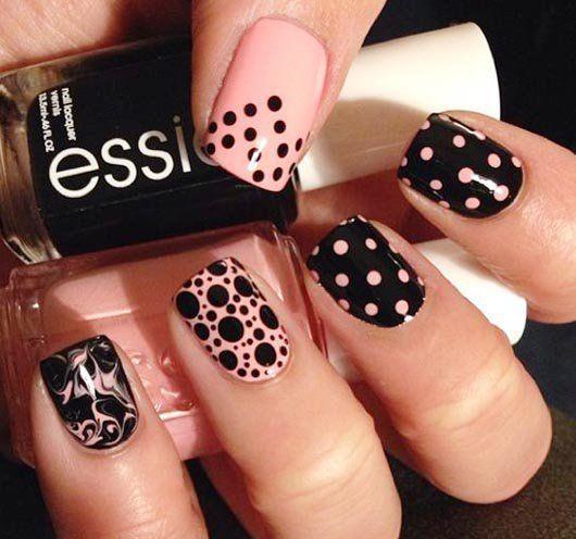 68 Trends Gel Glamorous NYE Nail Ideas   Gel nails french, Nail art ...