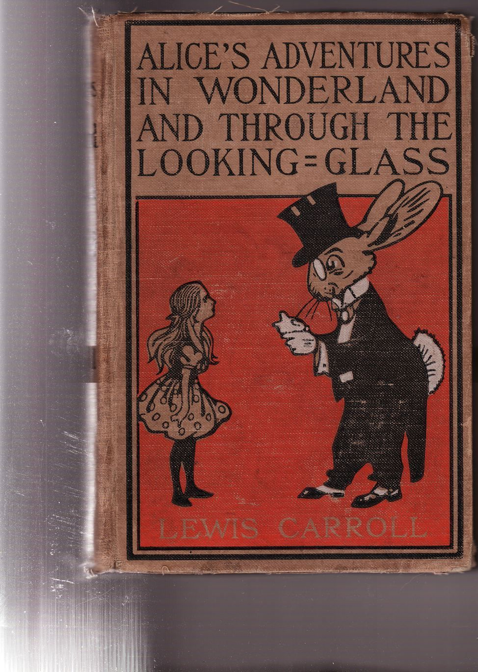Differences Between Alice's Adventures in Wonderland and Through the Looking Glass
