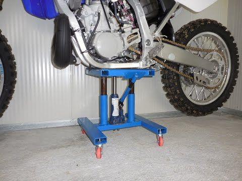 Adjustable Bike Lift Stand Cavalete Para Moto Ferramentas Para