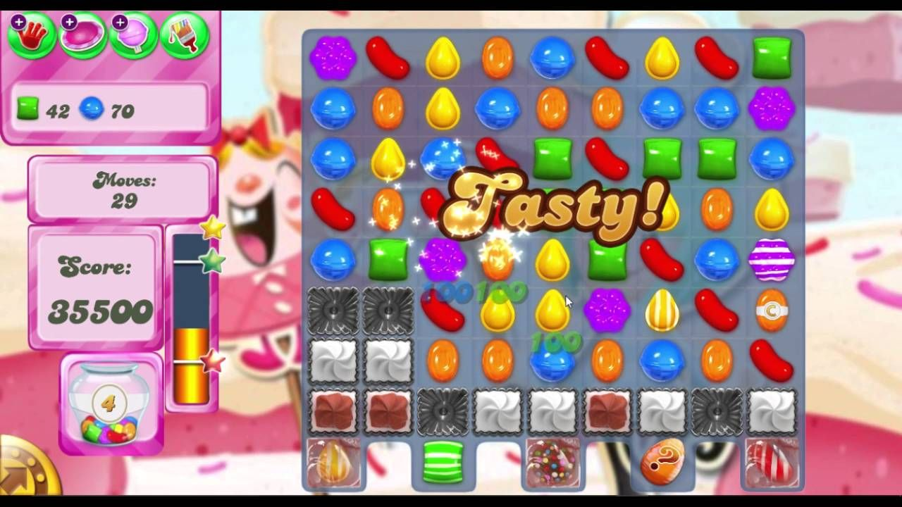 Candy Crush Saga Level 365 No Booster Candy Crush Soda Saga Candy Crush Saga Candy Crush Jelly Saga