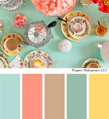 Color Palette For Tiffany Blue Google Search