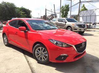 Mazda 3 New 1.5 Hatchback 2016 với thiết kế bắt mắt, thể thao. Trang nội thất tiện nghi. Hệ thống an toàn đạt chuẩn của IIHS. Khoang hành lý 314L. Đây là 1 lựa chọn không thể bỏ qua khi bạn tìm mua dòng xe Hatchback. LH: 096 430 9335 (Ms. Đông) để biết thêm chi tiết về giá cả và khuyến mãi. Thông số chi tiết Mazda 3 New 1.5 Hatchback: http://mazdalongbienhn.blogspot.com/2016/06/mazda-3-new-15-hatchback.html