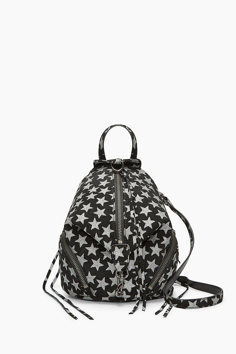 aa326dac3a3f REBECCA MINKOFF Convertible Mini Julian Backpack.  rebeccaminkoff  bags   leather  lining  polyester  backpacks