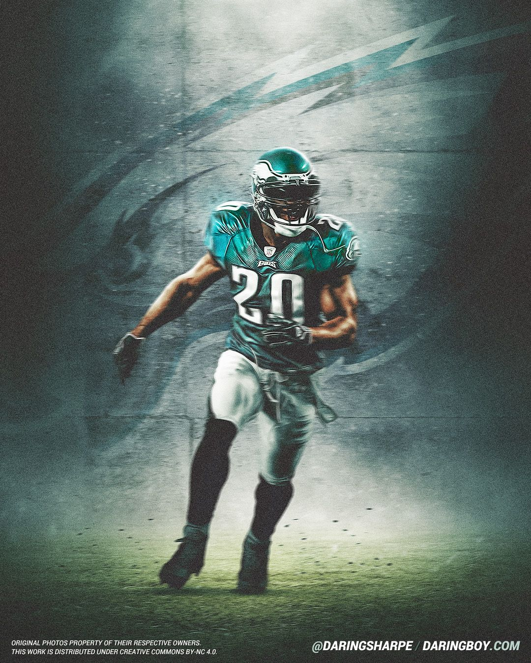 Brian Dawkins Philadelphia Eagles Brian Dawkins Philadelphia Eagles Wallpaper Nfl Philadelphia Eagles