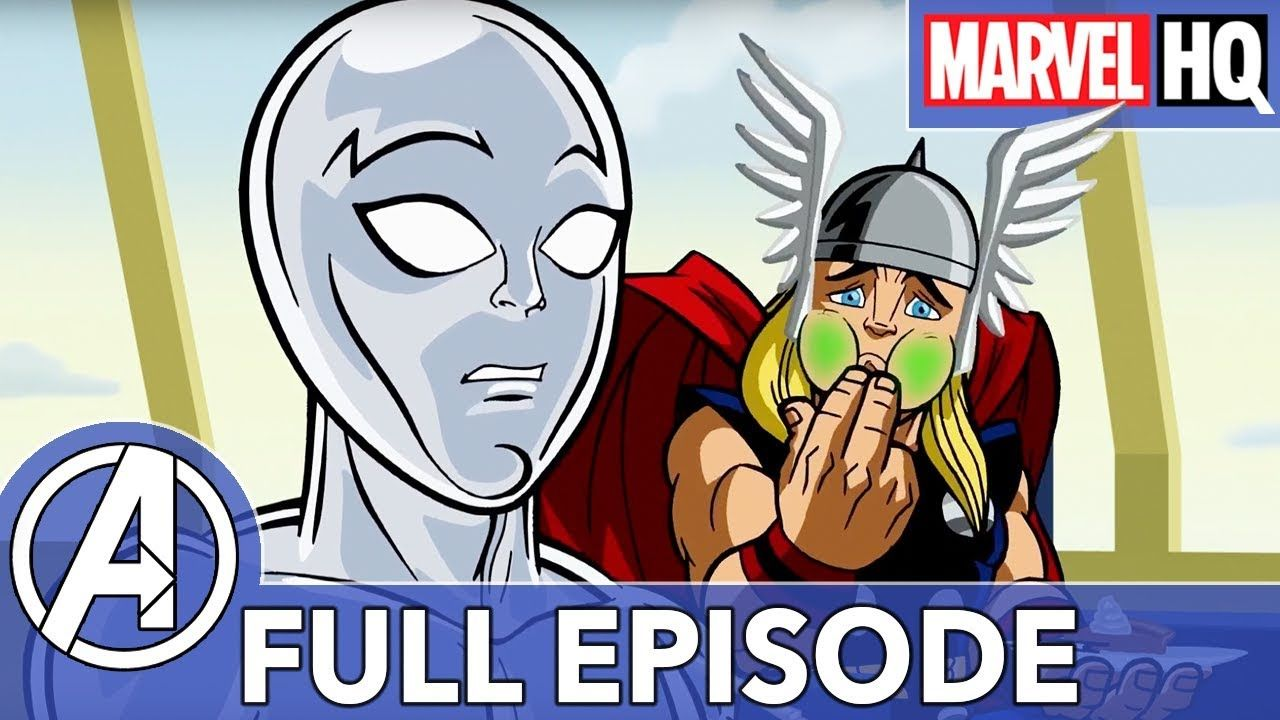 Night In The Sanctorum The Super Hero Squad Show S1 Ep9 Full Episode Hero Up Greatest Villains Marvel Superheroes