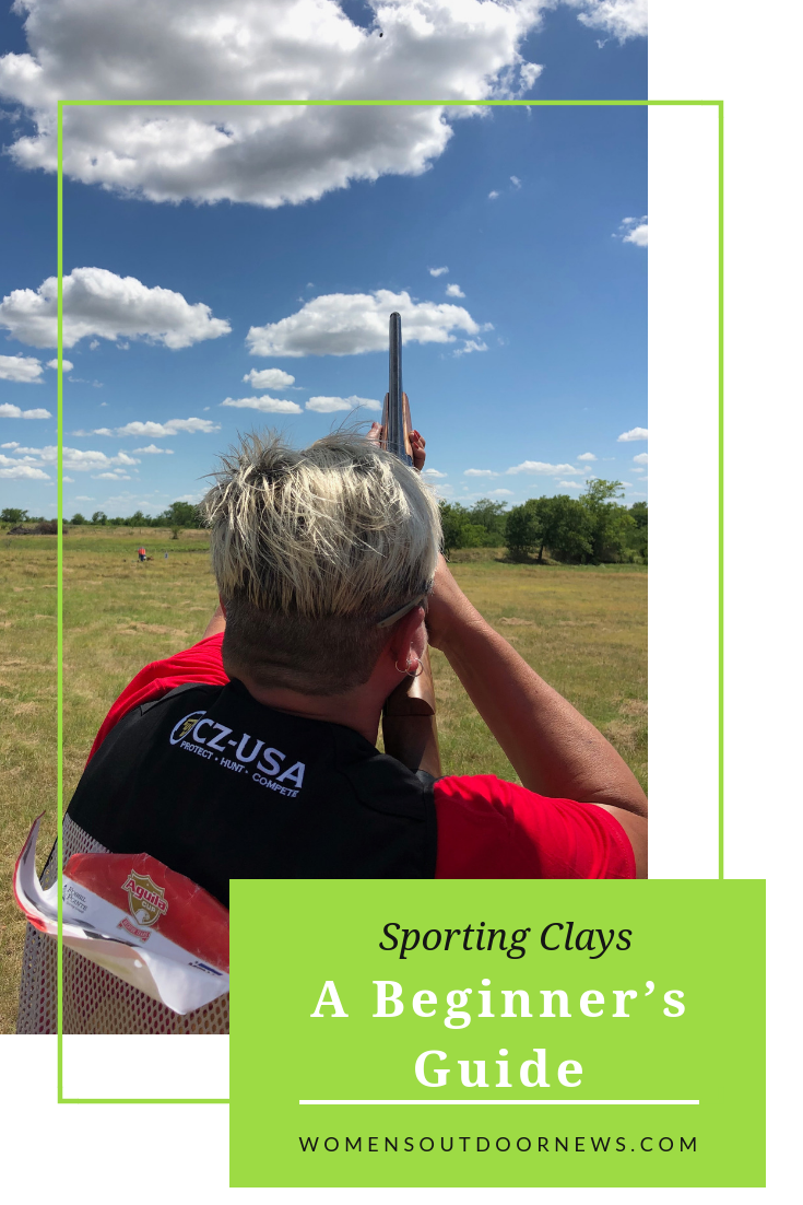 Sporting Clays A Beginner's Guide Sporting clays, Clay