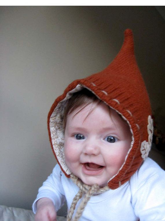 139d6626779 Pixie Hat - Unisex PDF Sewing Pattern - Sizes Infant to age 10 ...