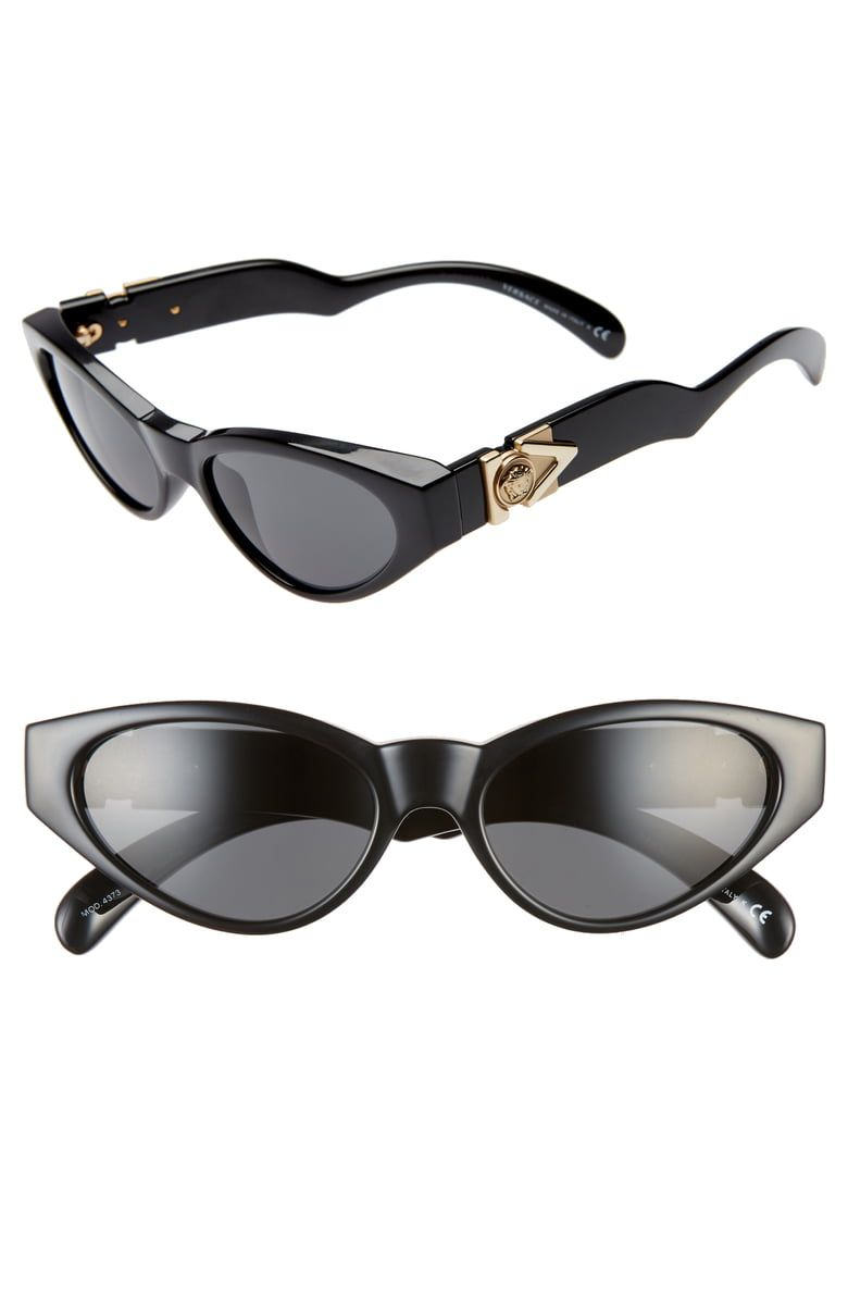 2ca28696b4 Free shipping and returns on Versace 54mm Cat Eye Sunglasses at ...