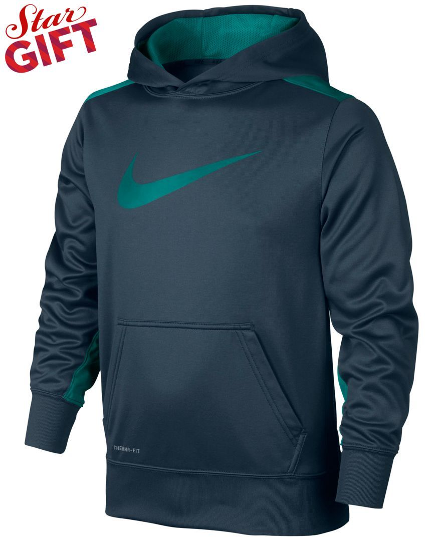 e84972fad353 Nike Boys  Ko Active Hoodie
