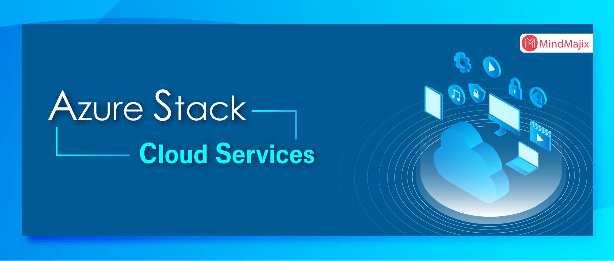 Azure Stack Cloud computing services, Cloud computing