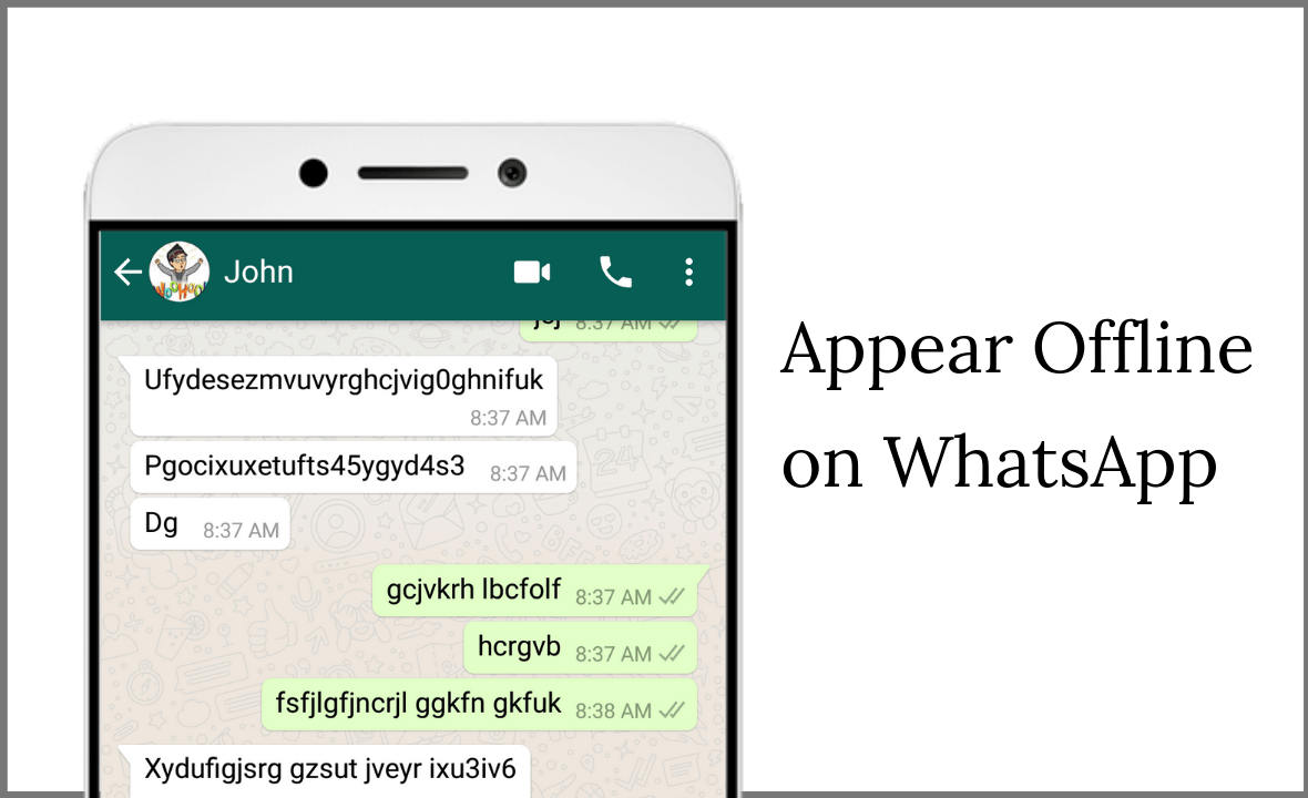 How To Hide Blue Ticks Last Seen And Online Status In Whatsapp For Android Offline Social Media Online
