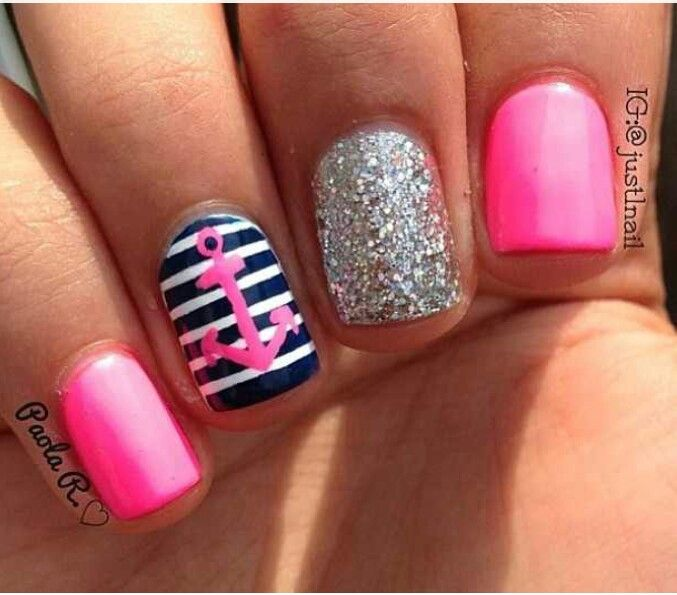 15 Cute Spring Nail Art Designs To Spruce Up Your Next Mani - 15 Cute Spring Nail Art Designs To Spruce Up Your Next Mani