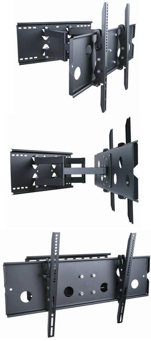 TV Mounts And Brackets: Monoprice 8588 Full Motion Tv Wall Mount (Max 175 Amazing Ideas