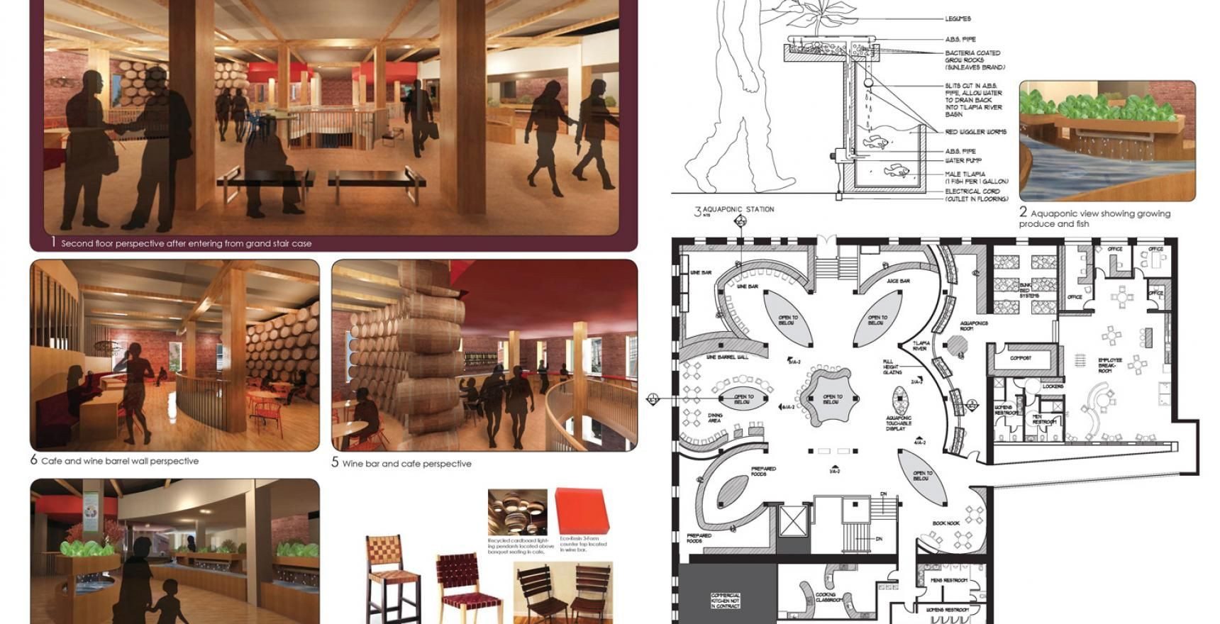 ID Students Win Sustainable Design Competition Interior