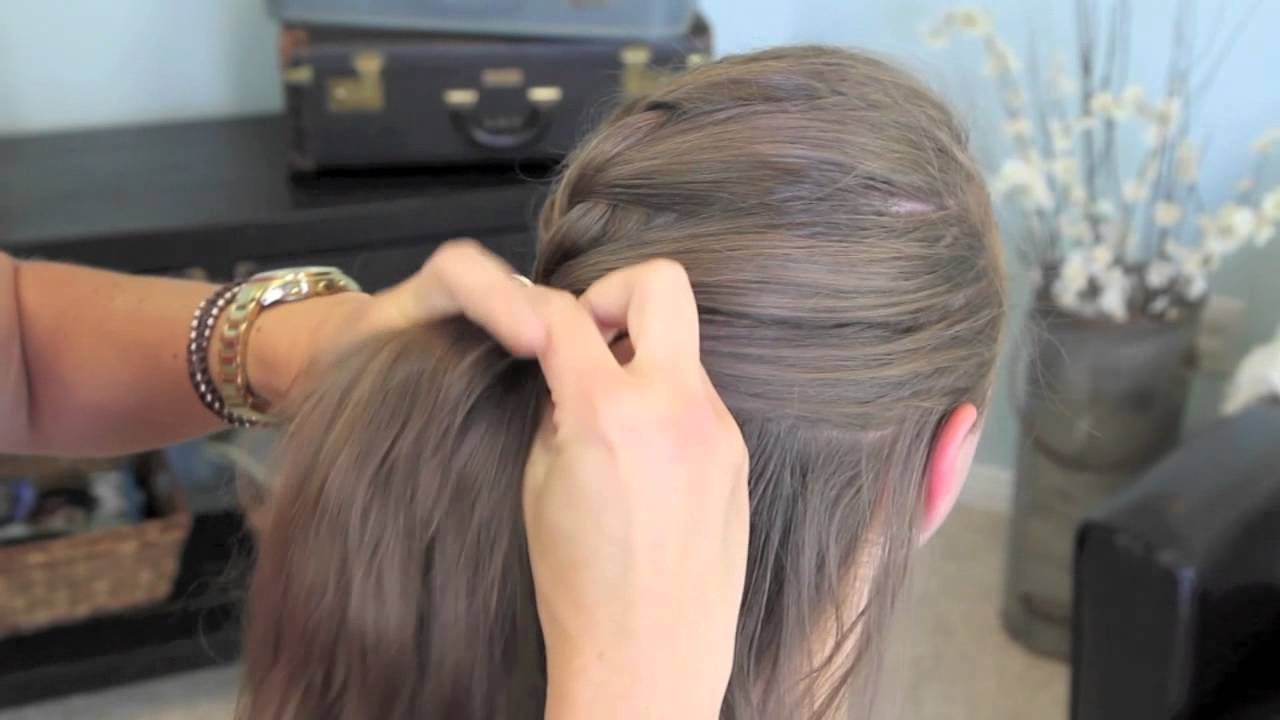 Terrific 1000 Images About Hairstyle Video Tutorials On Pinterest Short Hairstyles Gunalazisus