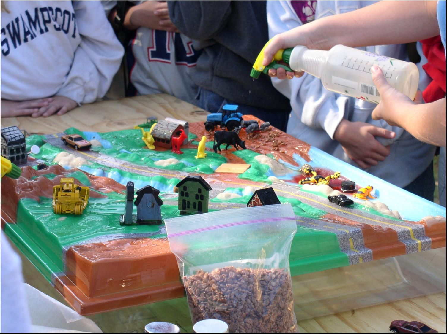 Watershed Model And Other Programs Available For Free To