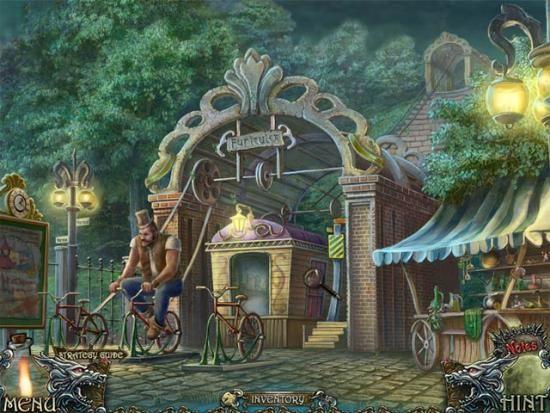 Shadow Wolf Mysteries: Cursed Wedding · Hidden Object GamesWolvesShadows