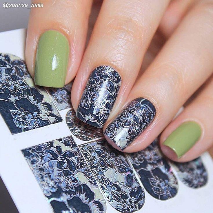 66+ nail art stencil stickers 2018 | Nail art stencils, Nail nail ...