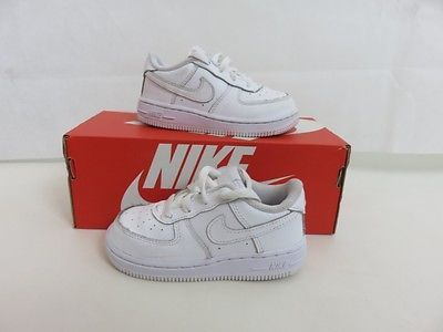 #Infant nike air force 1 size 7.5 af1 #white 314194 117 baby #trainers