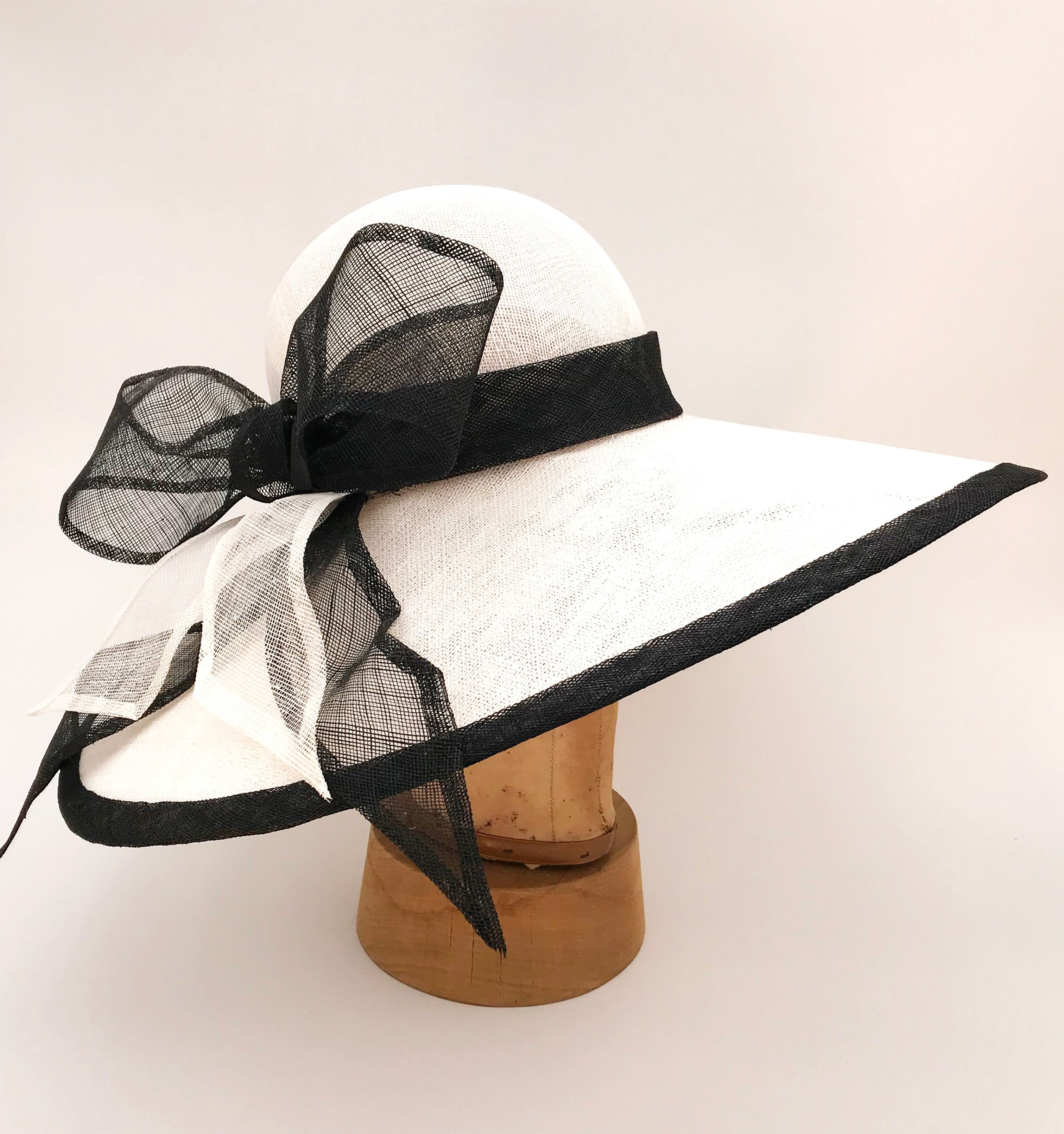 New Today Kentucky Derby Hat Audrey Elegant Stunning Handmade Buy Here Www Charmingladydesigns Com Derby Hats Kentucky Derby Style Kentucky Derby Hats