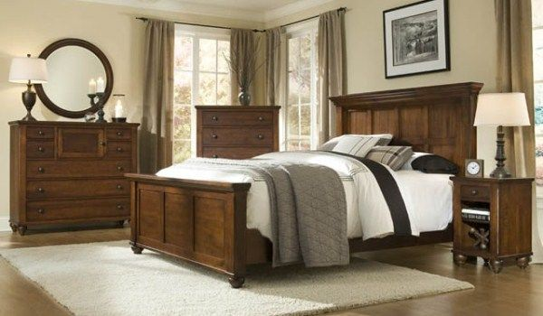 Hudson Falls Bedroom Collection #SolidWood #MadeInCanada ...