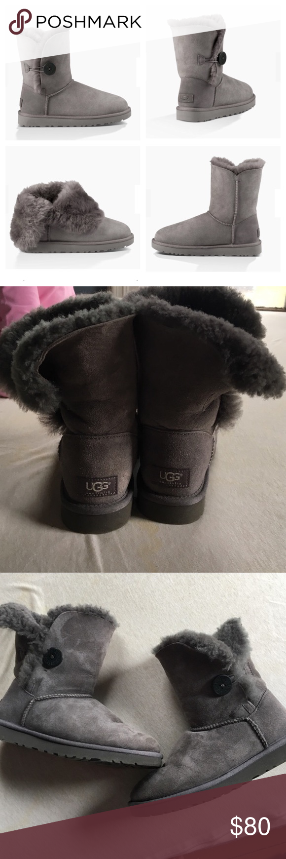 4ae24f24f54 norway ugg bailey button double b1e42 4dc03