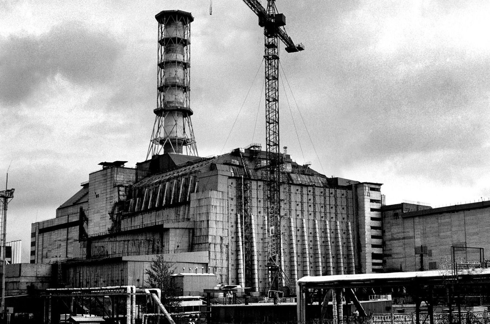 Chernobyl Industrial Nuclear Power Plant With Images Chernobyl