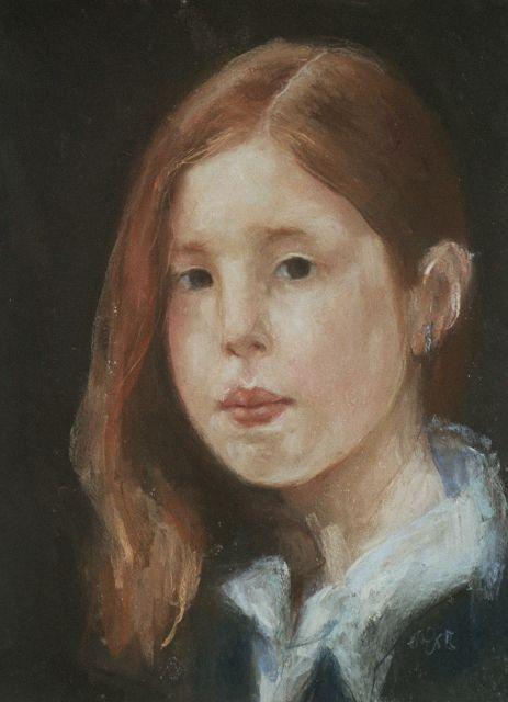 Eva Ooms - Meisje met rood haar