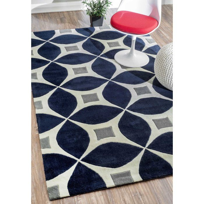Lakemont Navy Area Rug Wood Plank Flooring Wood Planks And Navy
