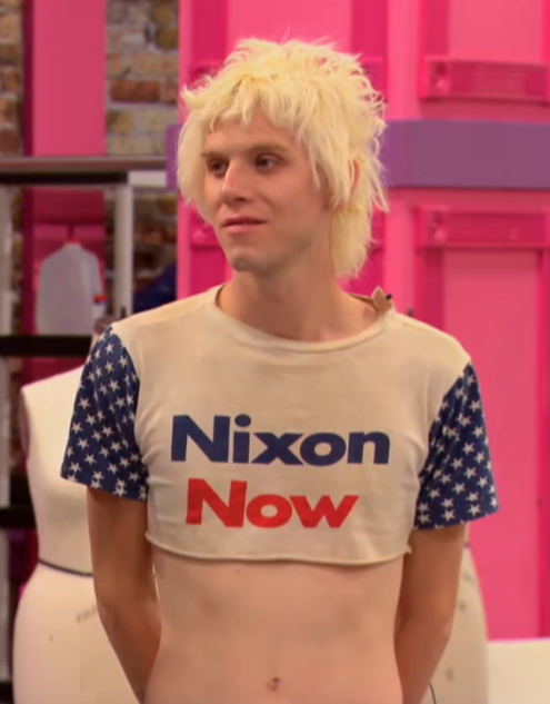 I'm in love with Sharon Needles.