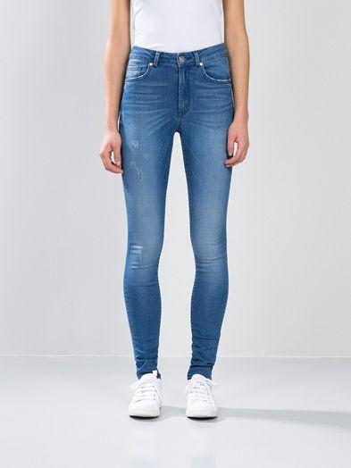 bikbok jeans superflex