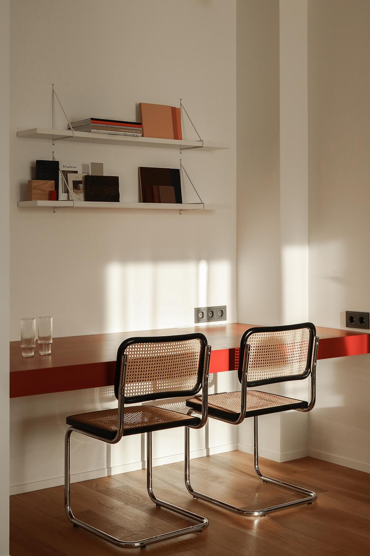 Cesca chair. Workplace design #decofuture