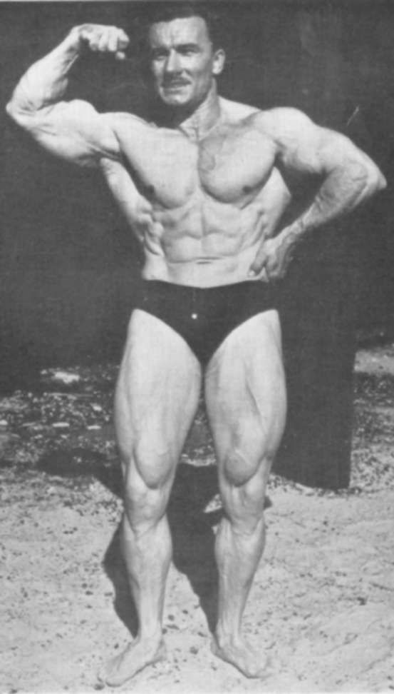 Hugo Labra Iron Era Bodybuilding Bodybuilding Get In