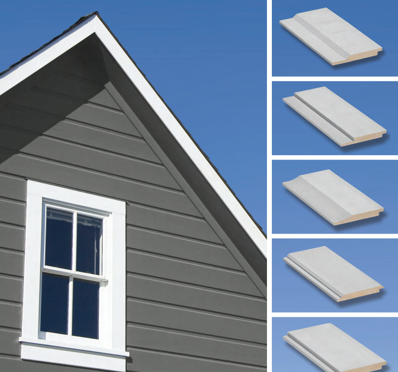 Truexterior Siding Products By Boral From Wolf Wolf Home Products Siding Exterior Siding Modern Farmhouse