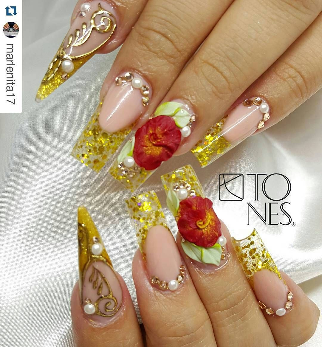Pin by anna voziyan on Ногти | Pinterest | Nail trends