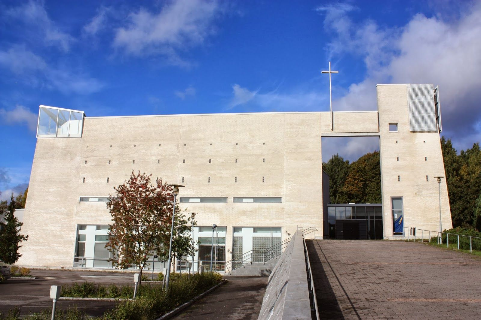 Hämeenkylän kirkko, Vantaa