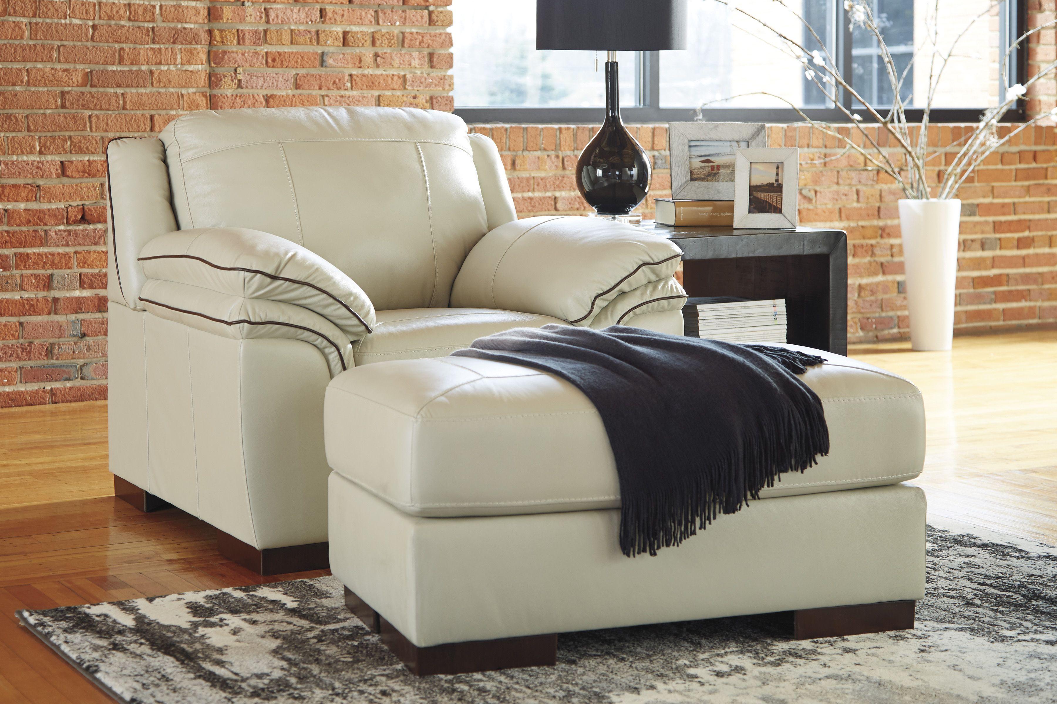 Islebrook Chair Indulge In Feel Good Luxury And Crisp