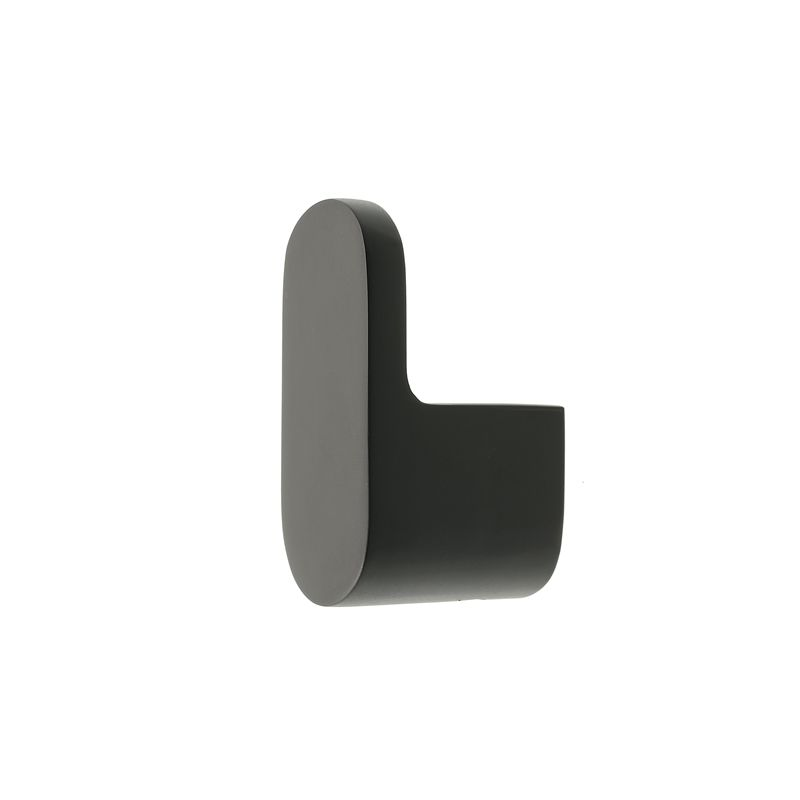 543ed33597 Find Zenith 62mm Matte Black Radius Robe Hook at Bunnings Warehouse. Visit  your local store for the widest range of building  amp  hardware products.