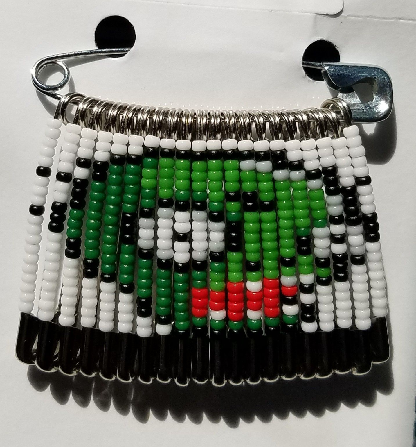 40++ Seed beads safety pin crafts info