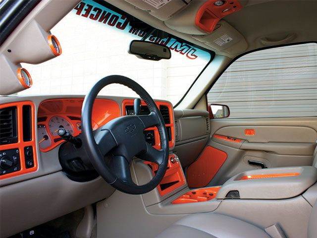 Custom Chevy Silverado Interior Related Keywords Suggestions