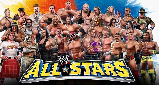 Wwe All Stars Psp Usa Iso Wrestling Games Wwe Wallpapers Wwe