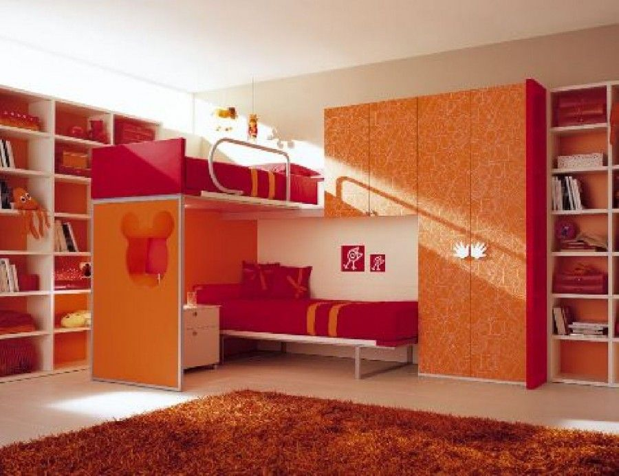 Luxury Fresh Orange Bedroom Interior Home Design Images Fresh Orange Bedroom Design