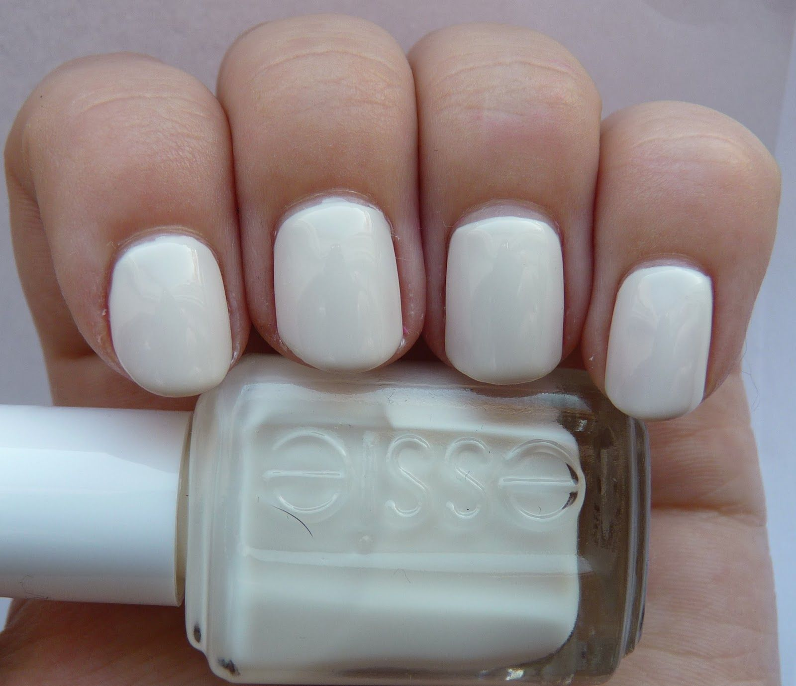 Love This Color... Marshmallow By Essie Nails