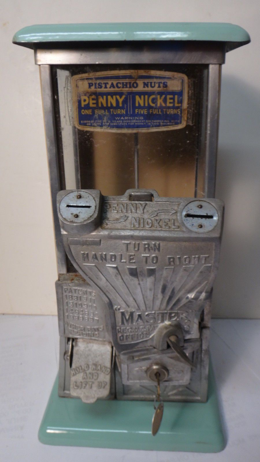 Antique coin slot machine can you win money online gambling