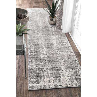 3 X 12 Runner Area Rugs Rugs The Home Depot Gray Runner Rug Rugs Area Rugs For Sale