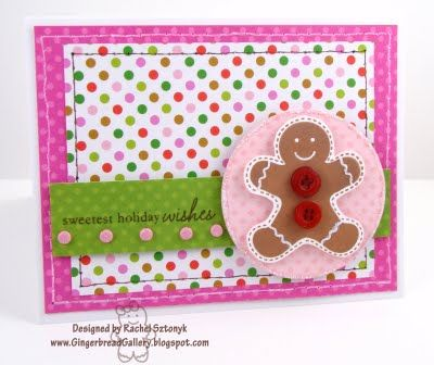 Gingerbread Gallery: TESC90 - Sweetest Holiday Wishes
