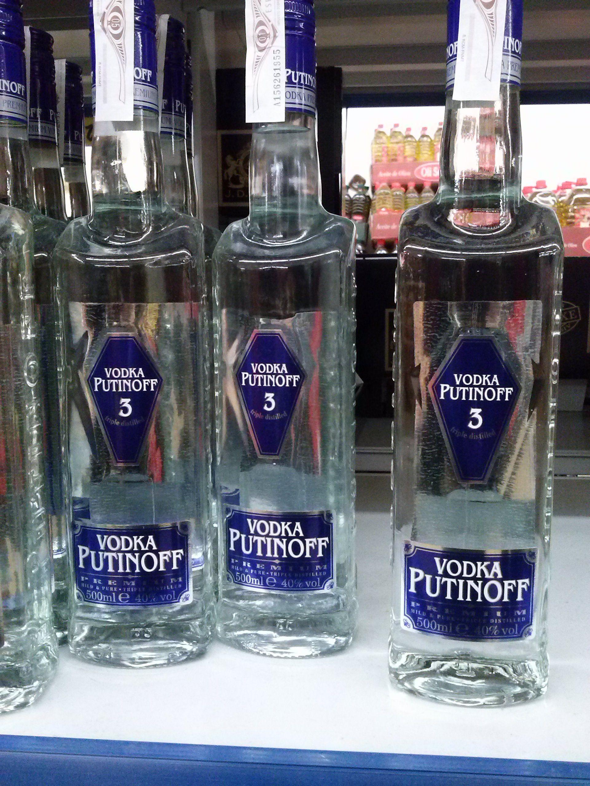 Buen vodka