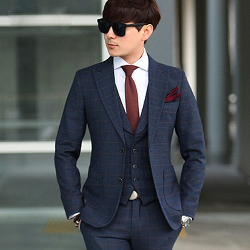 slim fit suits - Google Search | What to wear. | Pinterest | Slim ...